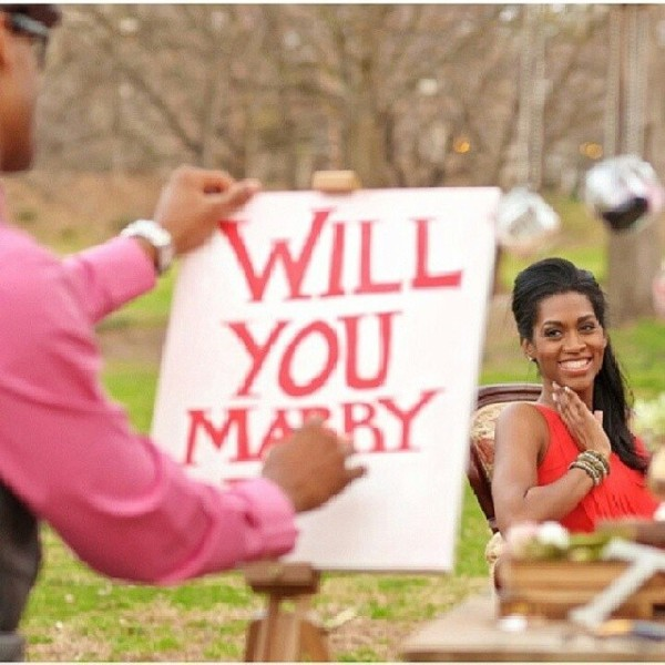 romantic ways propose marriage