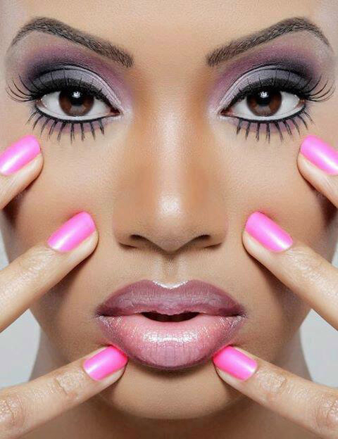 {LADIES} What You Do To Your Face How Guys See It - Makeup Gallery